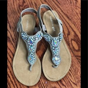 Madden Girl Tuzie Tong Sandals 8 1/2